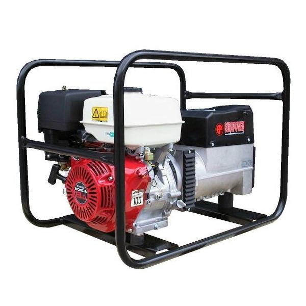 Генератор бензиновый Europower EP 200 X 3X230V для ж/д в Обье