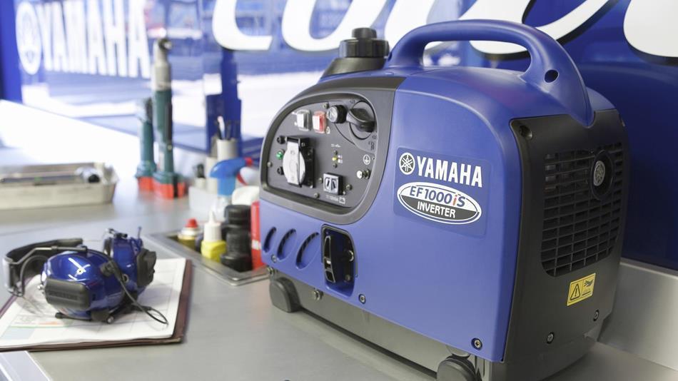 Генератор Yamaha EF1000 в Обье