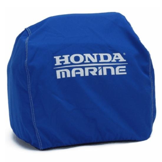 Чехол для генератора Honda EU10i Honda Marine синий в Обье