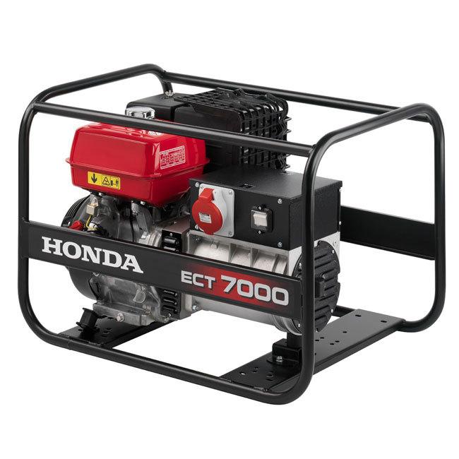 Генератор Honda ECT7000 в Обье