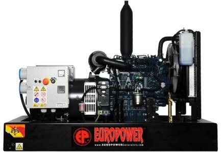 Генератор дизельный Europower EP 163 DE в Обье