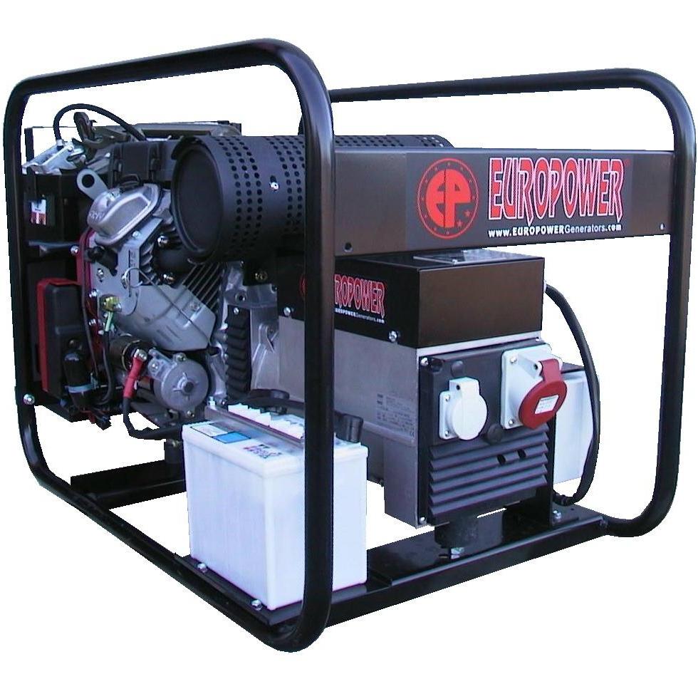 Генератор бензиновый Europower EP 13500TE в Обье