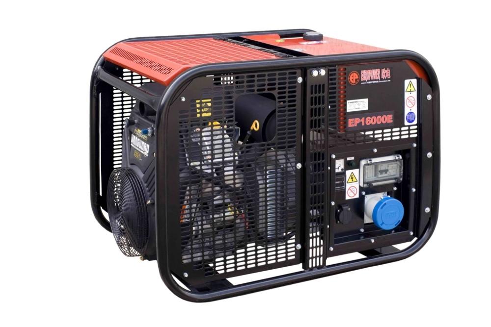 Генератор бензиновый Europower EP 16000 E в Обье