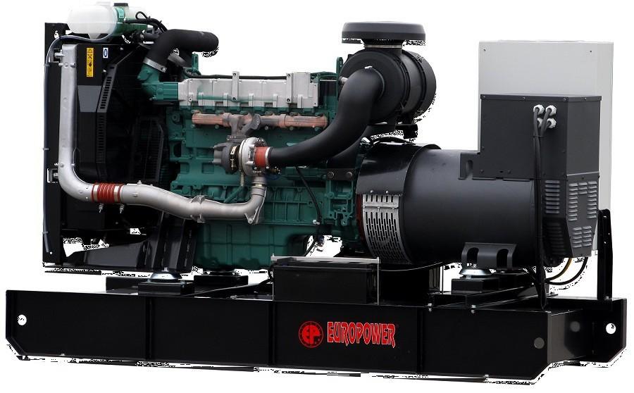 Генератор дизельный Europower EP 315 TDE в Обье
