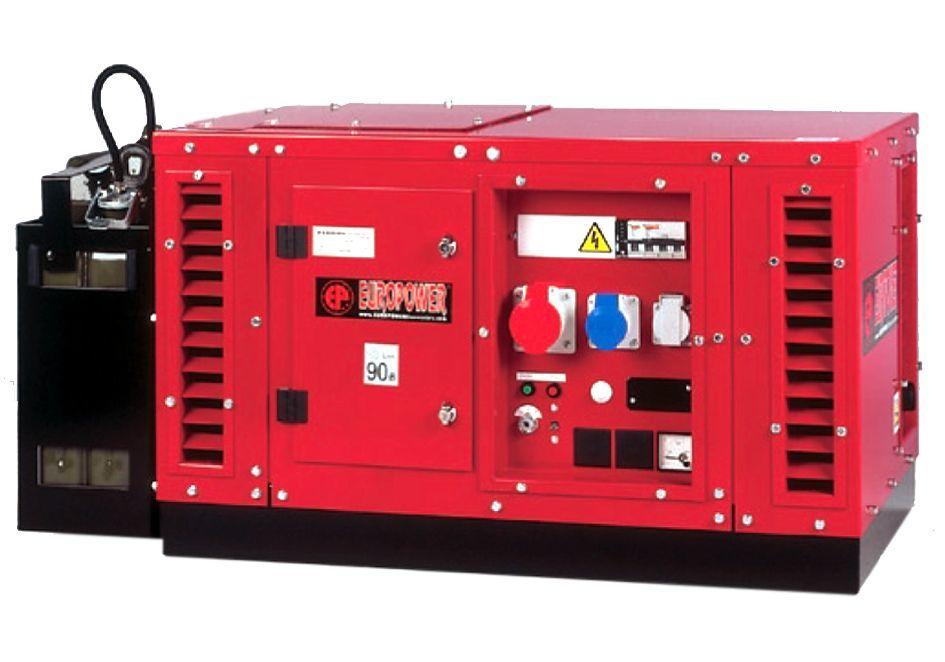 Генератор бензиновый Europower EPS 6000 E в Обье