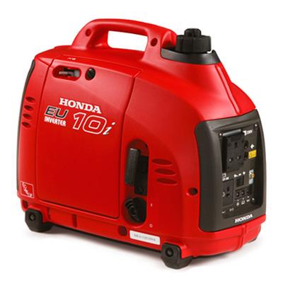 Генератор Honda EU10i в Обье
