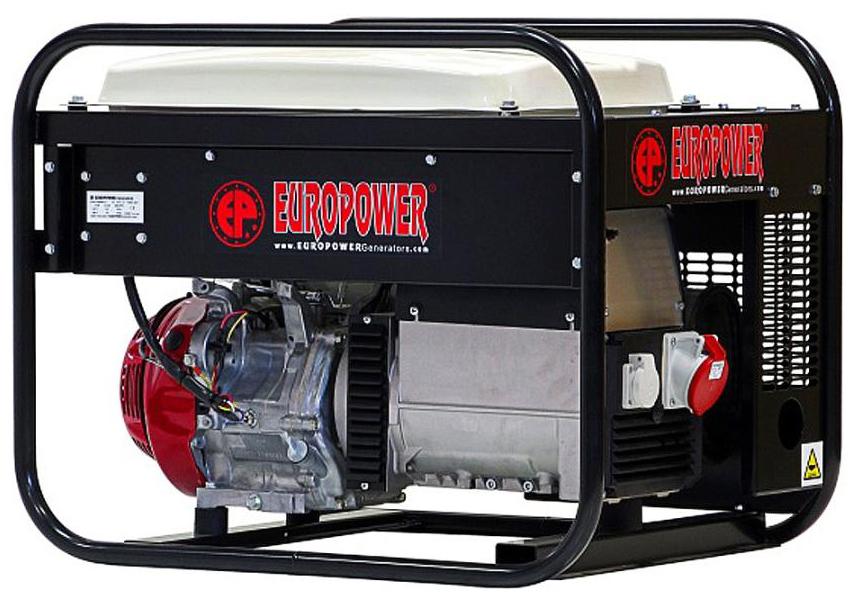 Генератор бензиновый Europower EP 6500 TLN в Обье