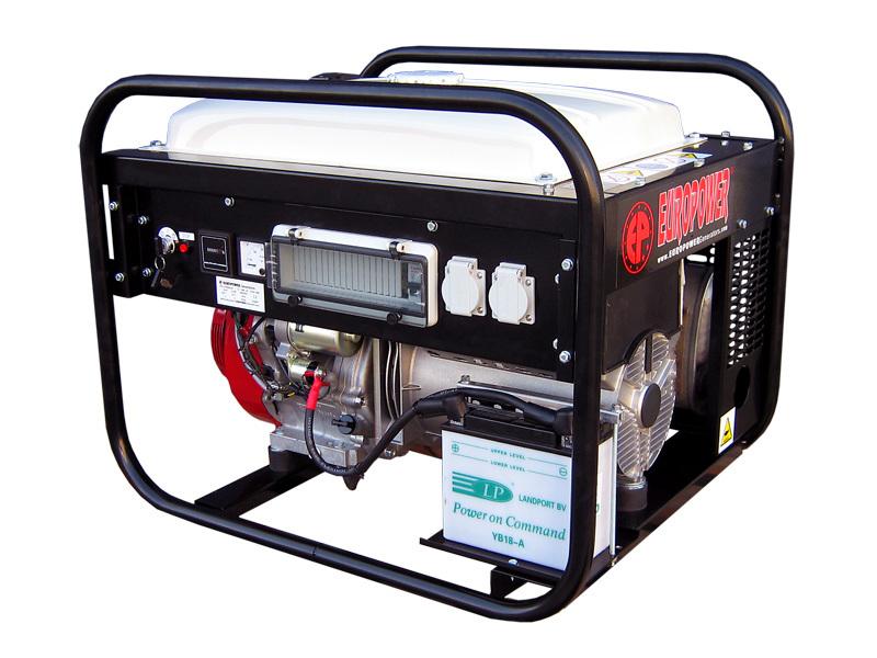 Генератор бензиновый Europower EP 7000 LE в Обье