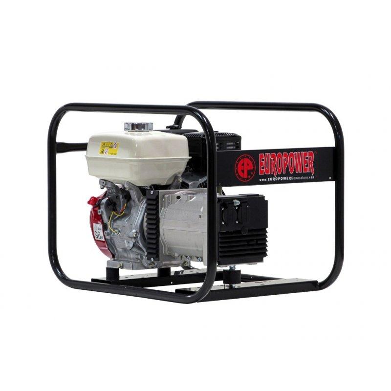 Генератор бензиновый Europower EP 4100E в Обье