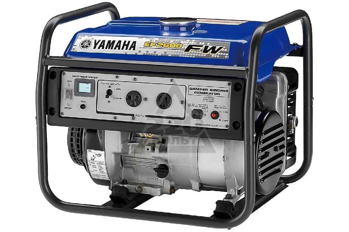 Генератор Yamaha  EF2600 в Обье