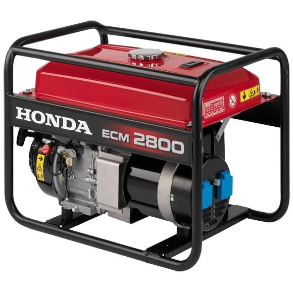 Генератор Honda ECM2800 в Обье