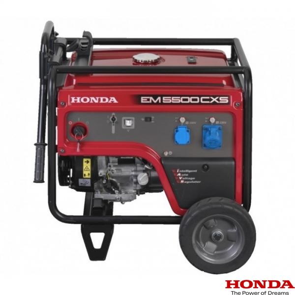 Генератор Honda EM5500 CXS 1 в Обье