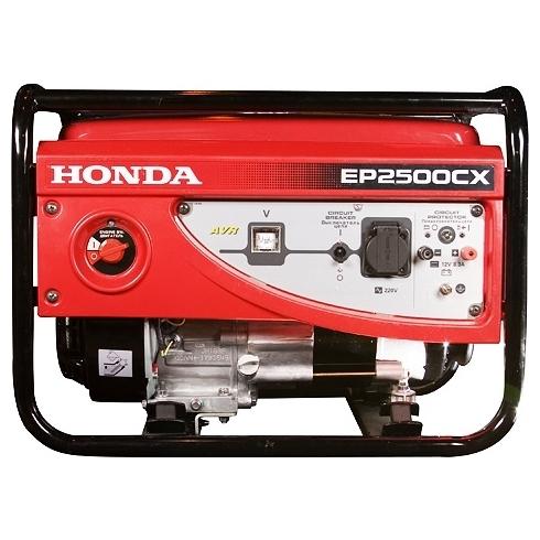 Генератор Honda EP2500 CX RR в Обье