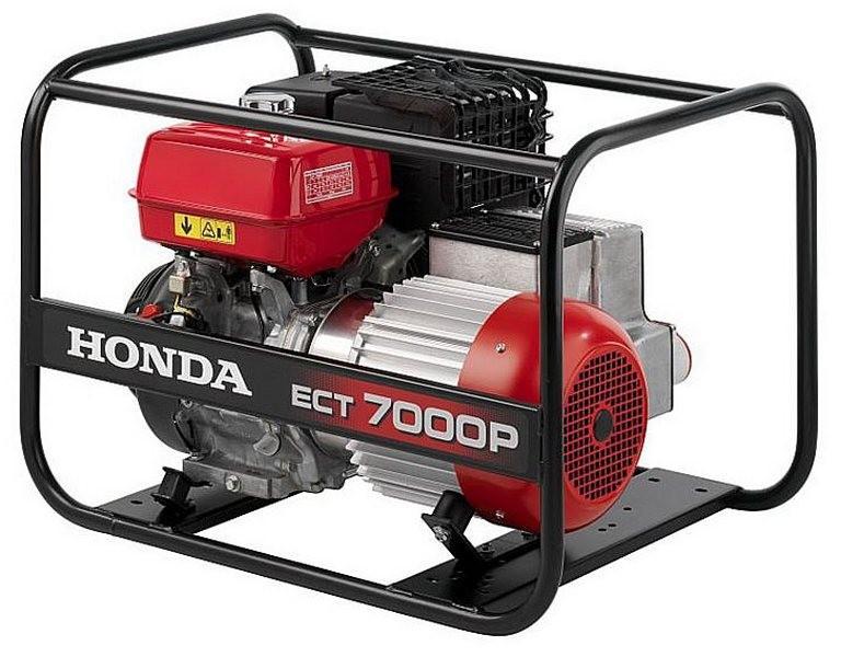 Генератор Honda EСТ 7000P в Обье