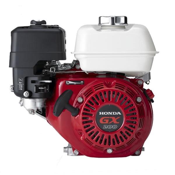 Двигатель Honda GX200 QX4 в Обье