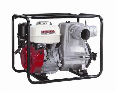 Мотопомпа Honda WT40 XK3 DE (dealer test) в Обье
