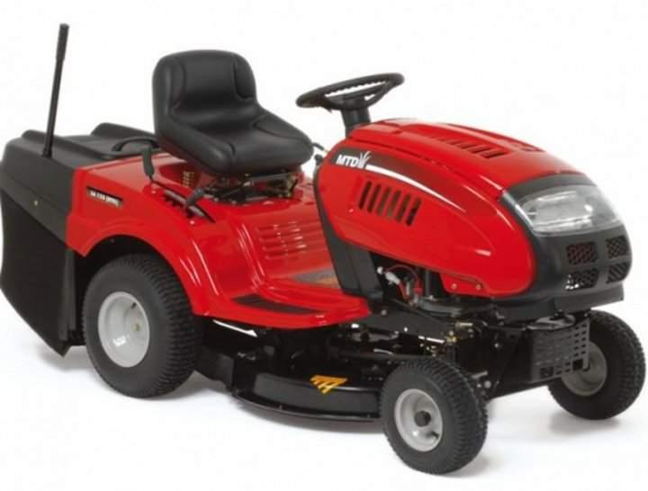 Садовый трактор MTD OPTIMA LE 175 H (SPECIAL) в Обье