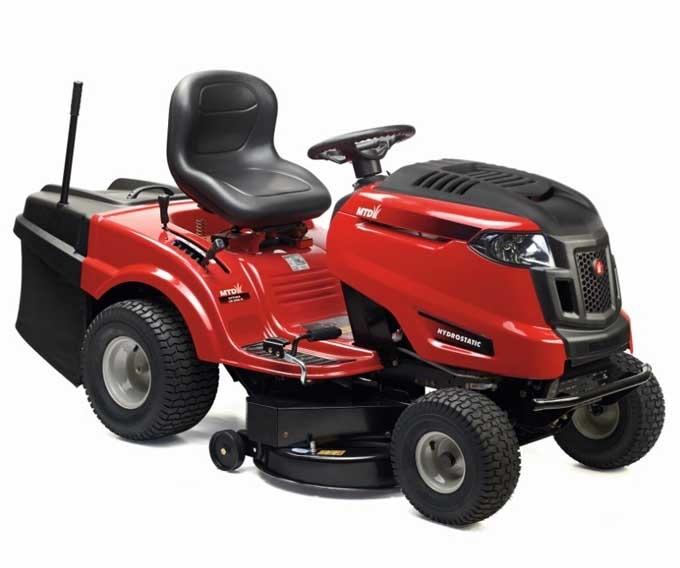 Садовый трактор MTD OPTIMA LN 165 H в Обье