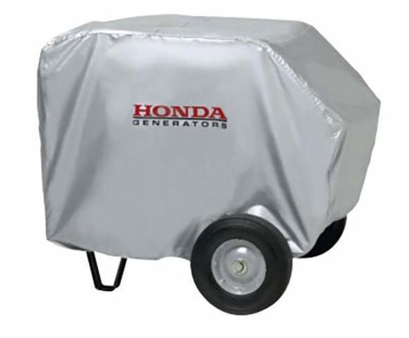 Чехол для генератора Honda EU10i Honda Marine серебро в Обье